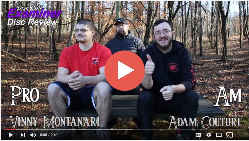 Disc Review: Discmania FD3