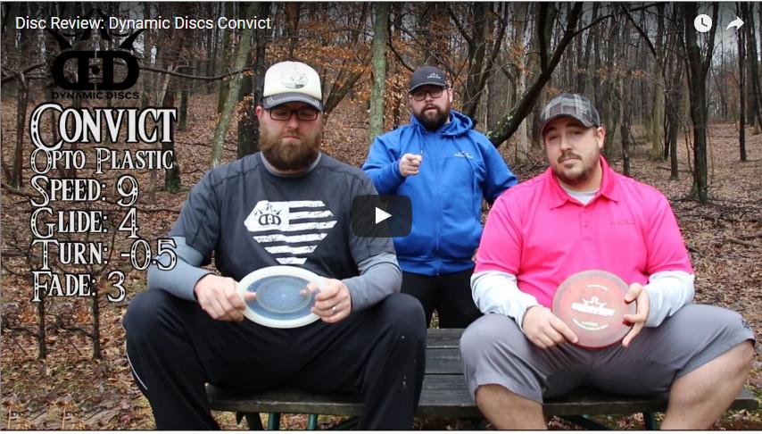 Dynamic Discs Convict