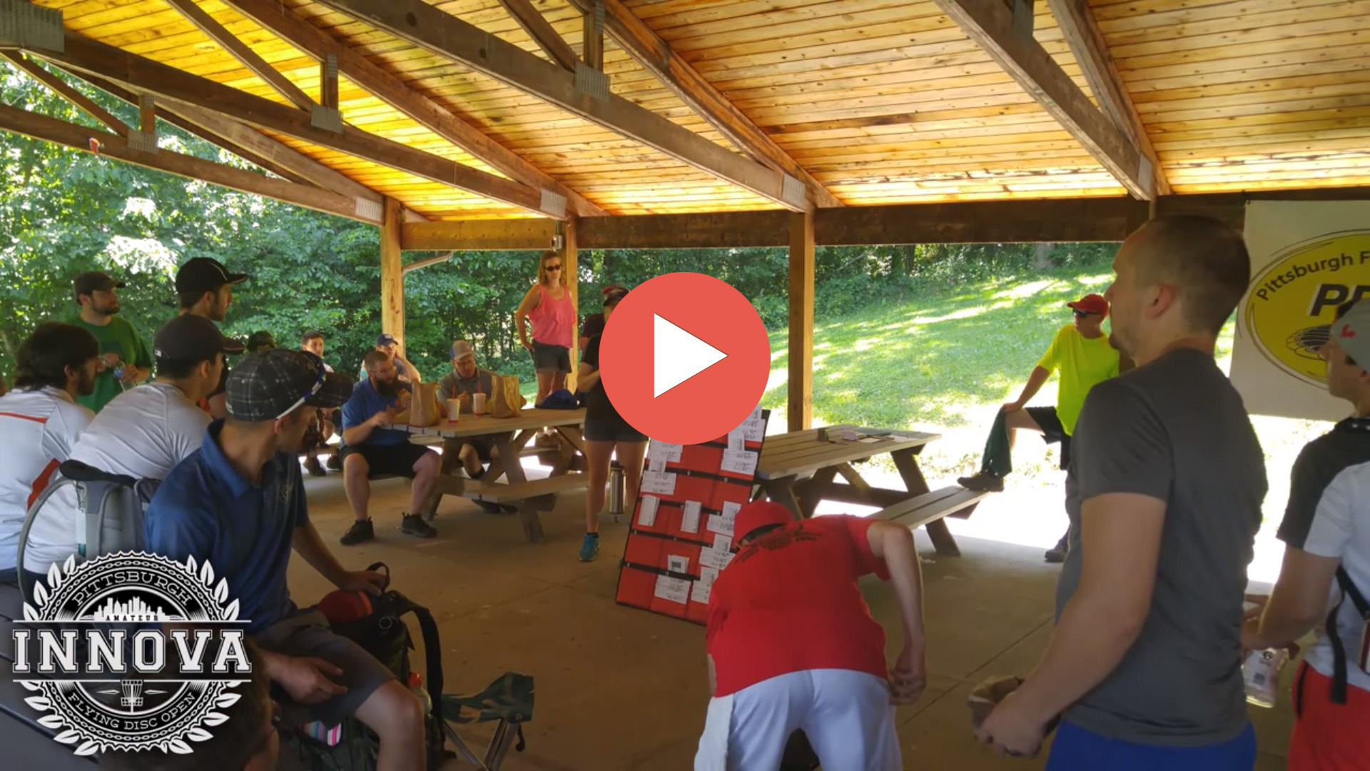2017 Amateur Pittsburgh Flying Disc Open