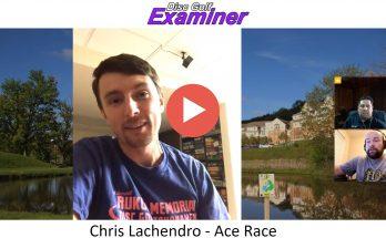 Chris Lachendro Ace Race