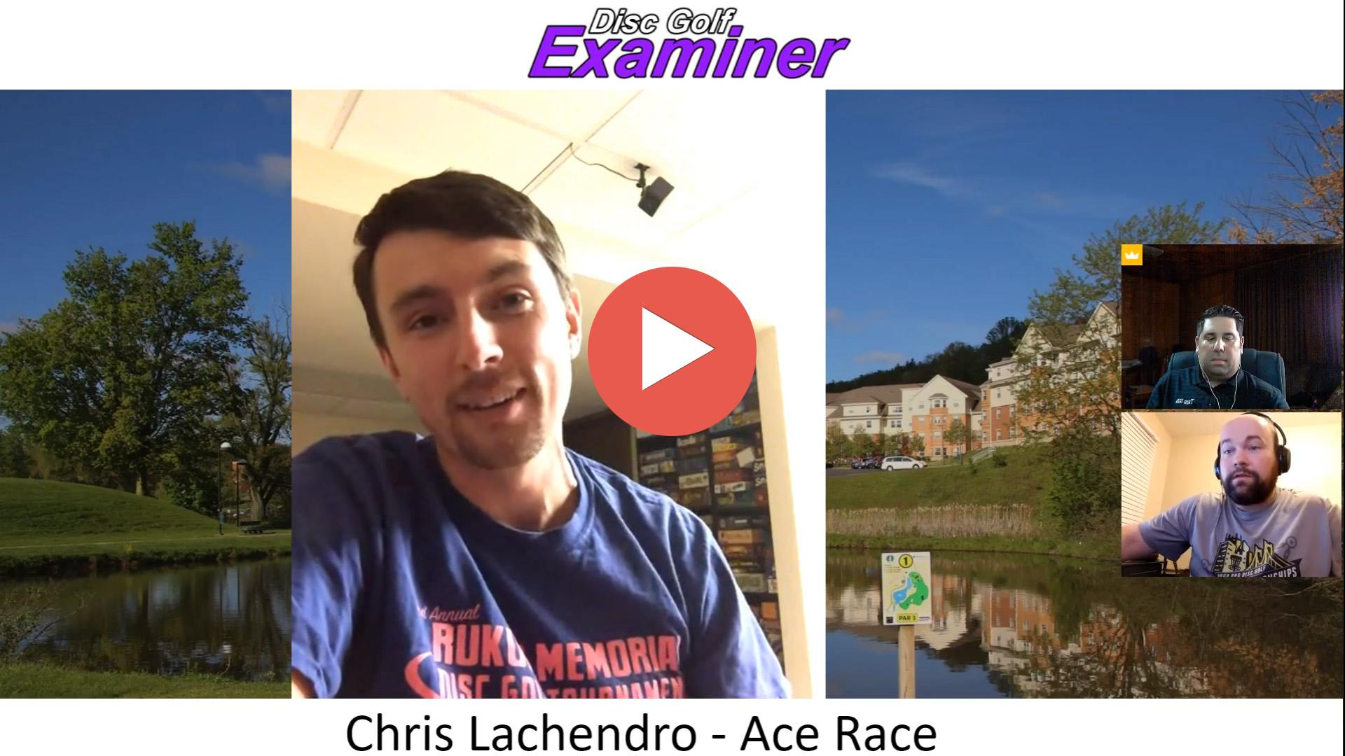 Chris Lachendro, Ace Race, PFDO – Volunteers Needed!