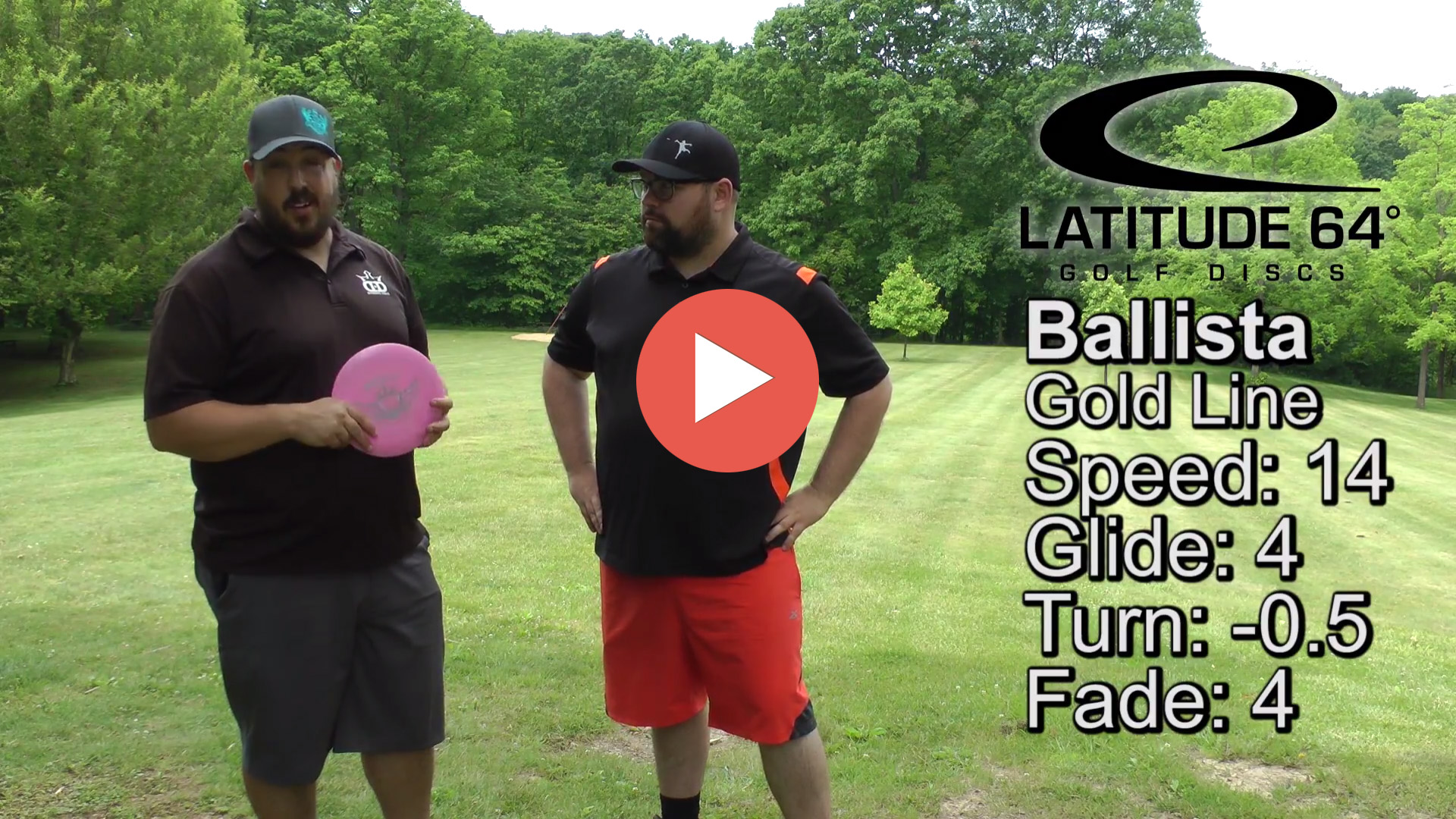 Latitude 64 Ballista Disc Review