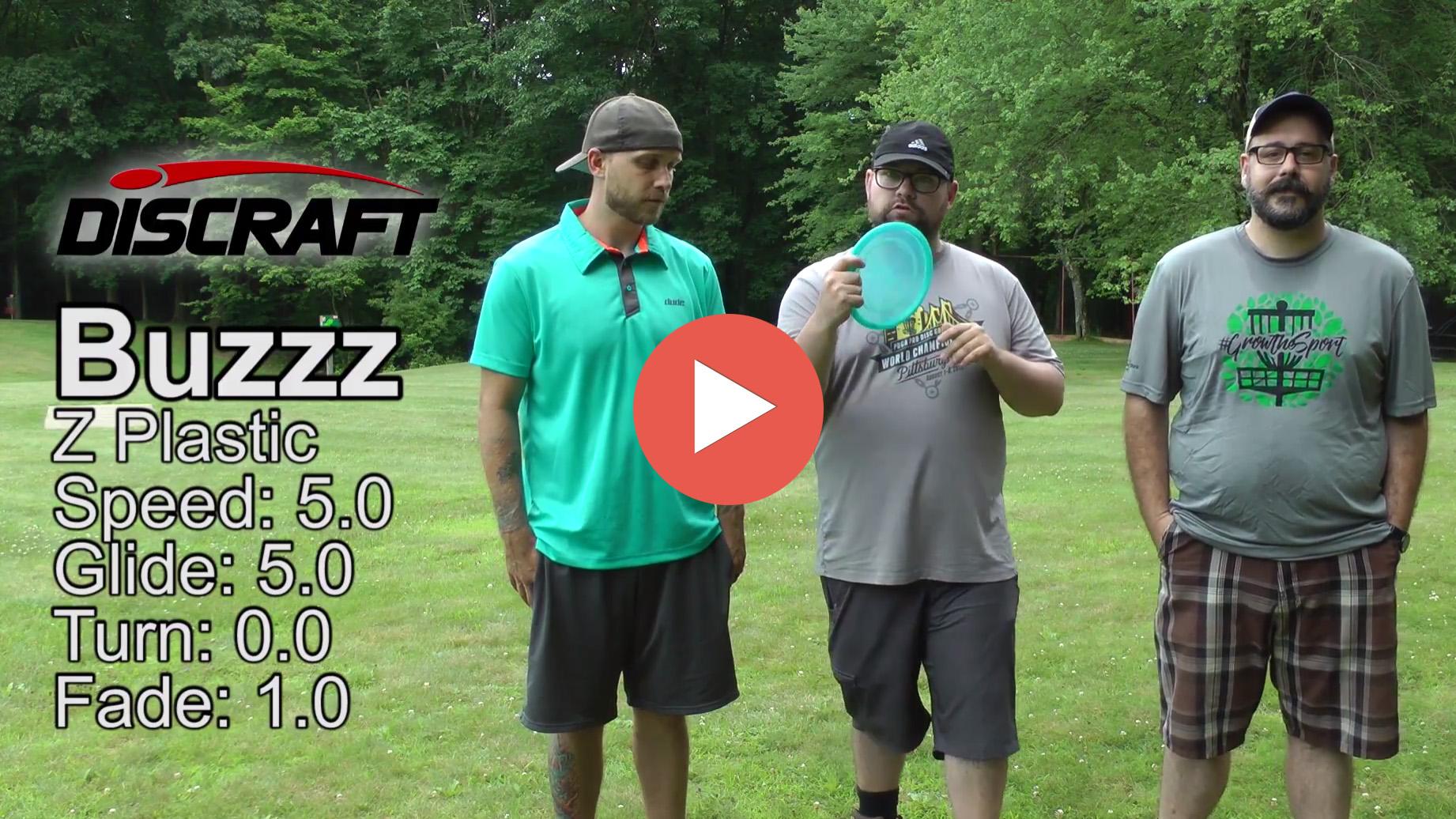 Discraft Buzzz Disc Review