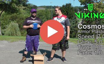 Viking Discs Cosmos Armor Plastic