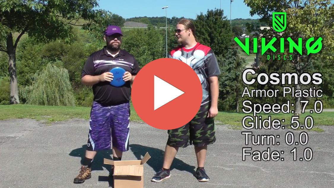 Viking Discs Cosmos Review