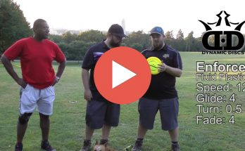 Dynamic Discs Fluid Enforcer Review