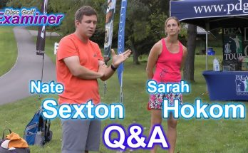 Sexton Hokom Diving Clinic Question and Answer