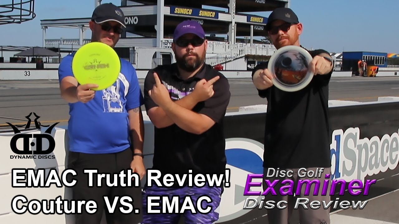 Dynamic Discs EMAC Truth Review