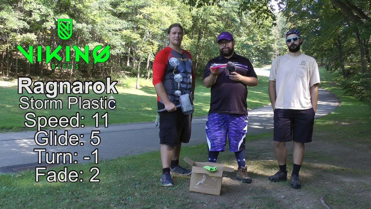 Viking Discs Ragnarok Disc Review