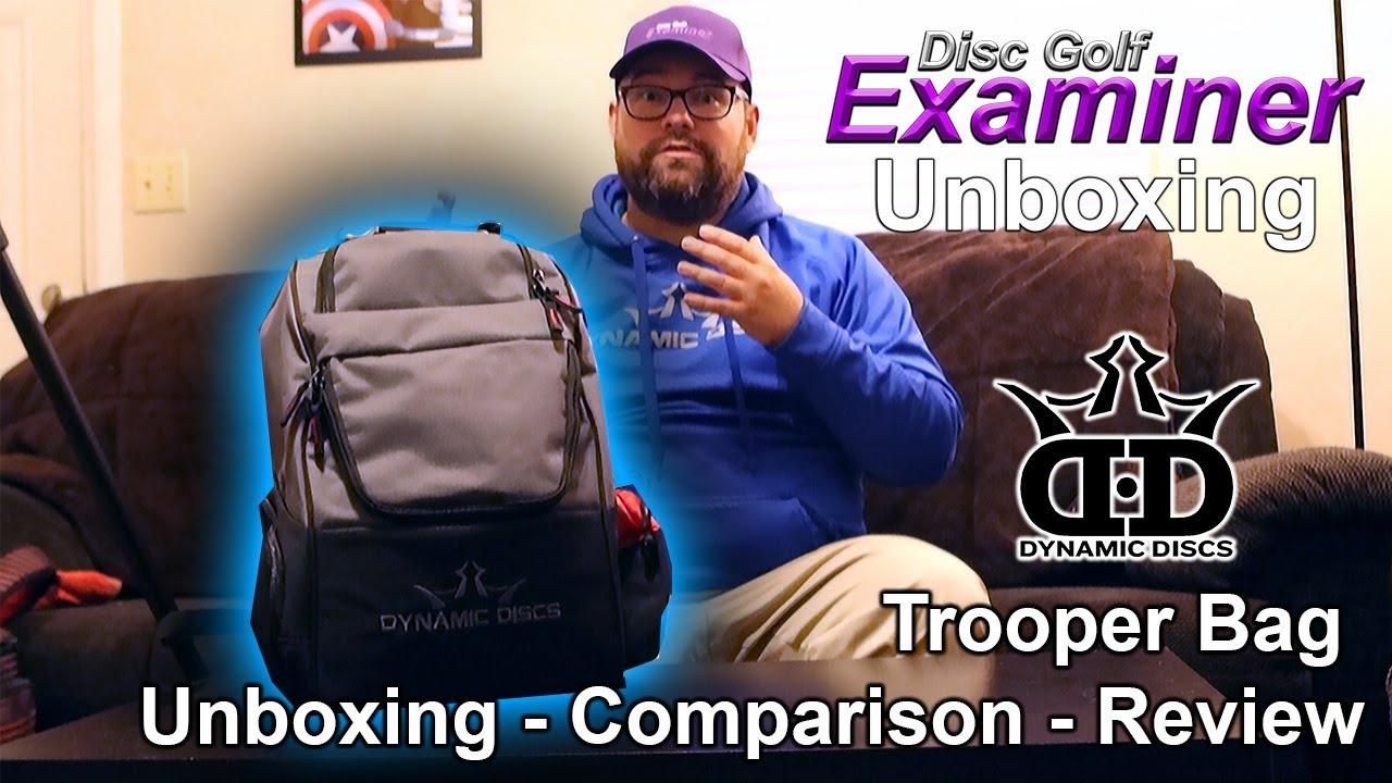 Dynamic Discs Trooper Bag Review