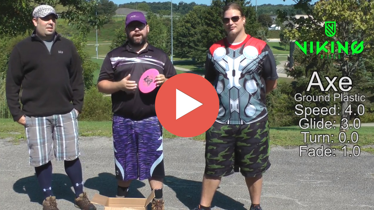 Viking Discs Axe Review