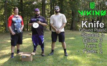Viking Discs Knife Putter