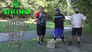 Viking Discs Thunder God Thor Review