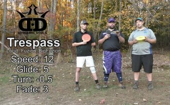 Trespass Disc Review