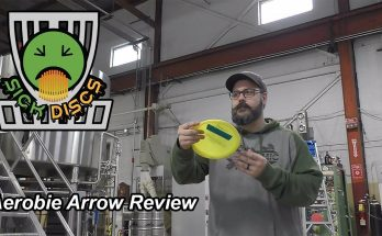 Aerobie Arrow Review