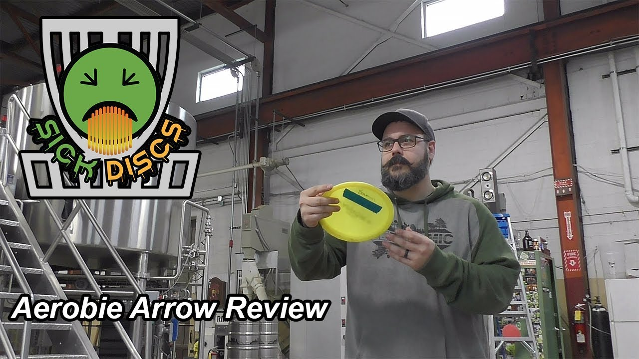 Aerobie Arrow Review