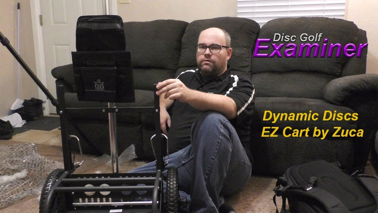 Dynamic Discd Zuca Cart