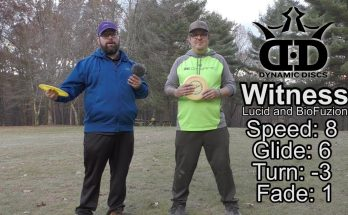 Dynamic Discs Witness Disc Golf Review