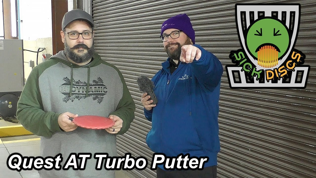 Quest AT Turbo Putter
