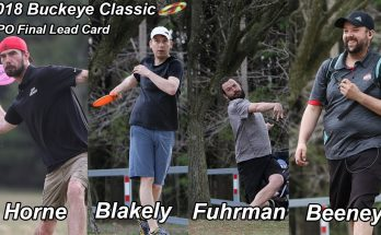 2018 Buckeye Classic - Disc Golf Tournament