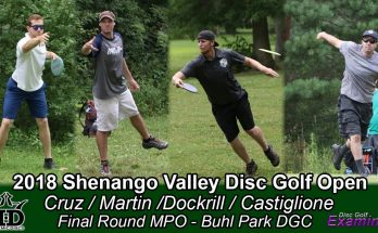 2018 SVDGO at Buhl Park