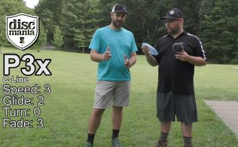 Discmania P3x C-Line Review