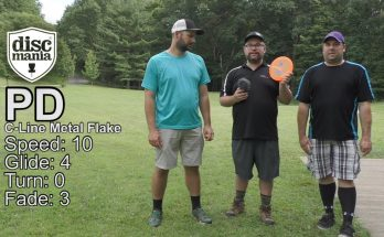 Discmania PD C-Line Metal Flake Review