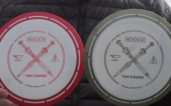 Yikun Discs Twin Swords
