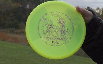 Yikun Gui Disc Golf Disc