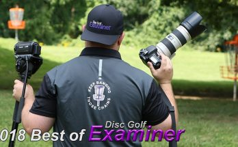 Best of Disc Golf Examiner 2018