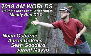 2019 AM Worlds MA1 Round 6 Front 9