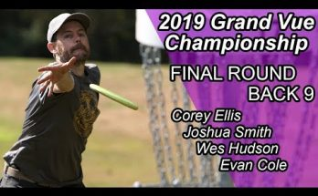 2019 Grand Vue Championship Back 9 Final Round