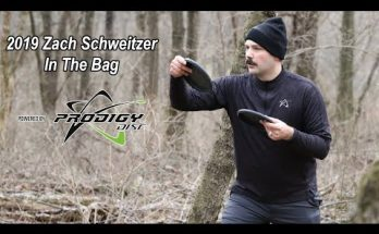 2019 In the Bag Zach Schweitzer with Prodigy Discs