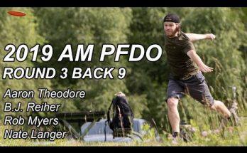 2019 PFDO Am Round 3 Back 9