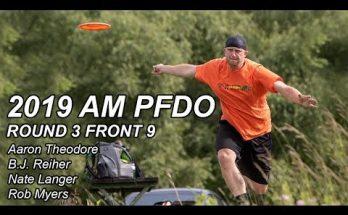 2019 PFDO Am Round 3 Front 9