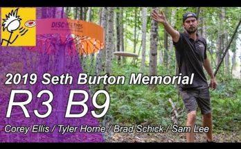 2019 Seth Burton Round 3 Back 9