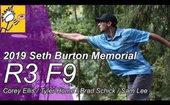 2019 Seth Burton Round 3 Front 9
