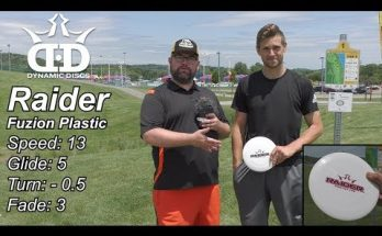 Dynamic Discs Raider Review