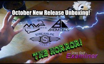 MVP Discs October Unboxing