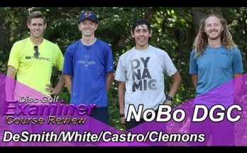 North Boundary Disc Golf Course Review