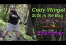 Cody Winget 2020 In The Bag