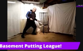 Basement Putting League