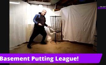 Basement Putting League