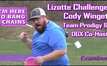 Cody Winget Lizotte Challenge