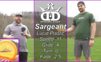 Dynamic Discs Sargeant