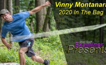 Vinny Montanari In The Bag Disc Golf Review