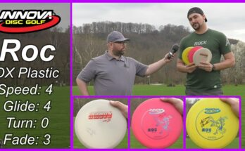 Innova Roc DX Plastic Disc Review