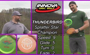 Innova Thunderbird Plastic Comparison