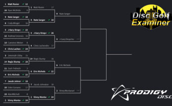 Pittsburgh Puttdahn - Final Matches Set