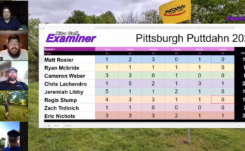 Pittsburgh Puttdahn Round 1 Group 1